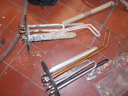 chauffage boiler apres entretien sanifaust