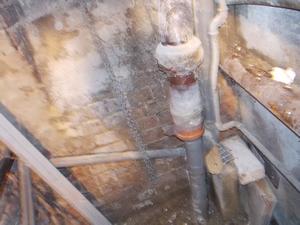 Réparation tuyauteries et sanitaires