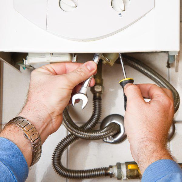 Dépannage et entretien bruleur gaz