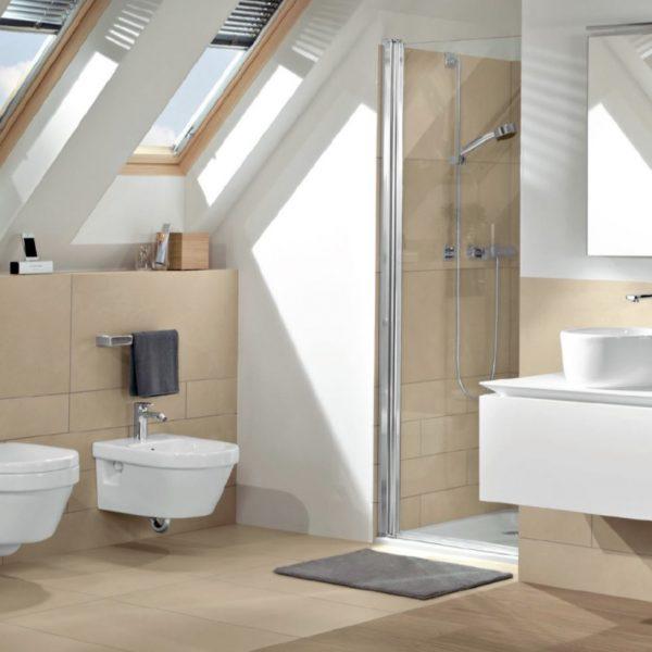 Installation salle de bain Uccle