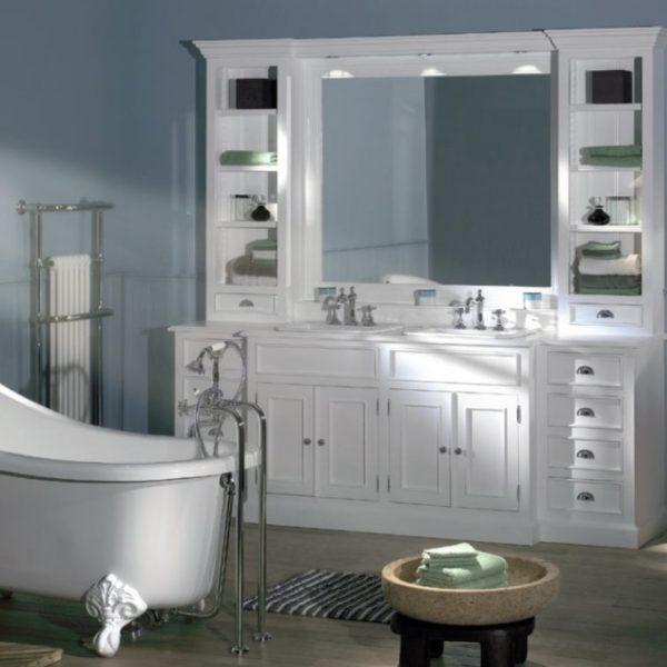 Installation de salle de bain