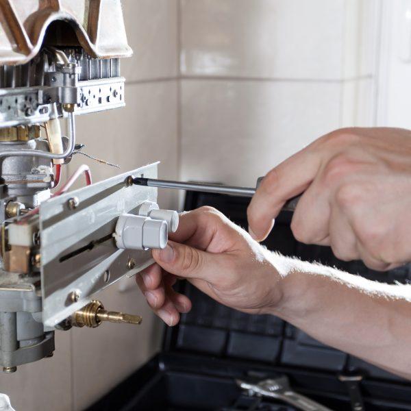Sanifaust installe et répare toute chaudière au gaz