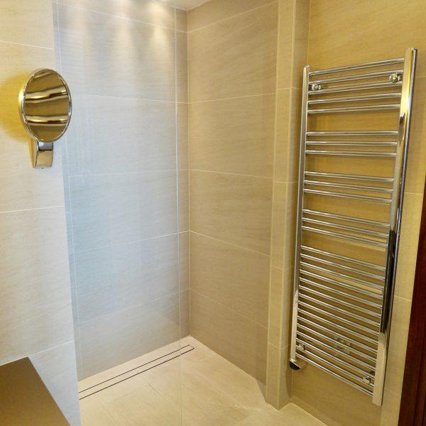 Création salle de douche à Woluwe Bruxelles