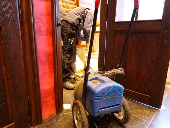 débouchage de wc uccle Bruxelles