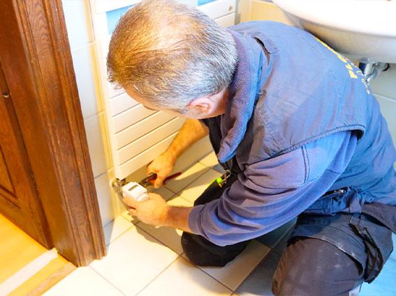 remplacement vanne de chauffage et radiateurs Bruxelles